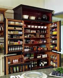 Oak Kitchen Pantry Cabinet Pantry Cabinet Black Pantry Cabinet With Black Pantry Door With