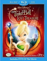 tinker bell lost treasure 2009 dual audio hindi bluray