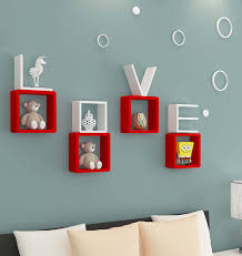 furniture stylish wall display bookcase for interior wall