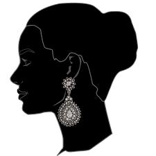 buckingham earrings buckingham earrings shop amrita singh jewelry