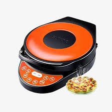poele electrique cuisine des pancakes à la poêle de cuisson électrique pizza