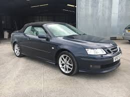 used saab 9 3 cars for sale in yeovil somerset motors co uk