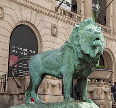 statue lions statue stories chicago and south lions