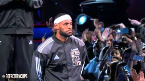 lebron james full highlights at 2014 nba all star game 22 points