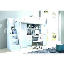 lit mezzanine avec bureau pour ado lit mezzanine avec bureau pour ado best enfant en bois rangement et