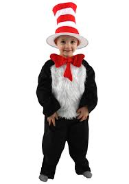 cat costume toddler storybook cat costume baby cat in the hat costumes