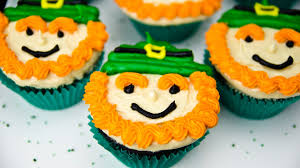 leprechaun cupcakes for saint patrick u0027s day by cookies cupcakes