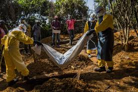 ebola w h o says new cases could hit 10 000 per week time