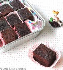eggless chocolate cake recipe u2013 moist and soft raks kitchen