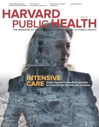 Winter Garden Family Health Center Failing Economy Failing Health Harvard Public Health Magazine