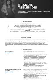 makeup artist resume template makeup artist resume sles visualcv resume sles database