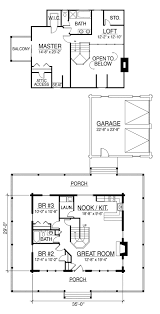 Log Cabin Floor Plans by Log Home And Log Cabin Floor Plan Details From Hochstetler Log Homes