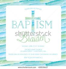 free invitation baptism template vector download free vector art