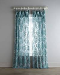 Damask Kitchen Curtains by Turquoise Curtains Aqua Curtains Damask Curtains Pair Dandelion