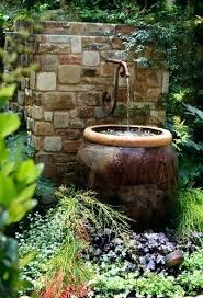 Water Feature Ideas For Small Gardens Solar Powered Water Features For Small Gardens Garden Water