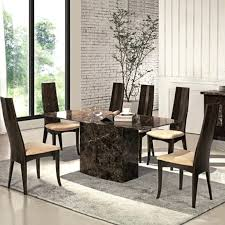 black marble dining table set marble dining table tingz me