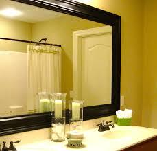 best 20 frame bathroom mirrors ideas on pinterest framed mirror