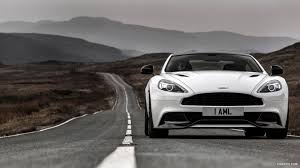 aston martin vanquish 2015 2015 aston martin vanquish carbon white edition front hd