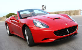 Ferrari California White With Red Interior - 2009 ferrari california first drive review reviews car and