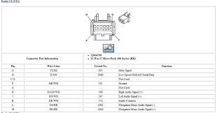 2005 saturn radio wiring 2005 free wiring diagrams