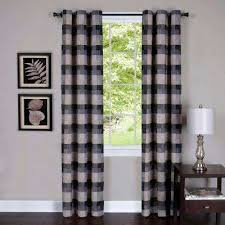 Pattern Window Curtains Achim Curtains U0026 Drapes Window Treatments The Home Depot