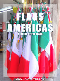 What Tree Is On The Lebanese Flag Flags Of The Americas Meaning Of The American Country Flags