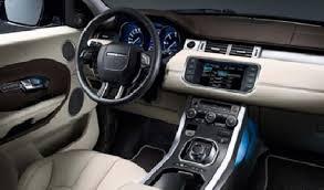 Evoque Interior Photos 2015 Land Rover Evoque Autobiography Dynamic Rs Xl