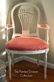 White Shabby Chic Chair by Vintage Chair In Creamy White Quick Tip Video Tutorial