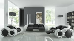 Simple Furniture Design For Living Room 17 Inspiring Wonderful Black And White Contemporary Interior