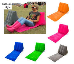 2017 fashion style beach mat and cushion chairs outdoor chairs