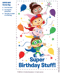 Favors For Birthday by Why Favors Birthday For Pbs Parents Pbs
