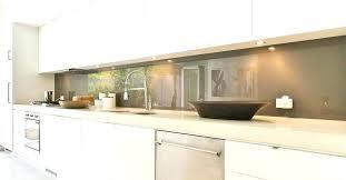 r駸erver en cuisine credence en verre trempac pour cuisine credence en verre trempe pour