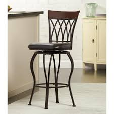 home decorators collection classic metal swivel bar stool with