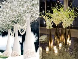 photo centerpieces wine bottle centerpieces budget friendly and looking chic