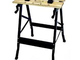 stanley folding work table stanley folding workbench bing images folding woodworking benches