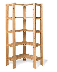 Ikea Corner Bookcase Unit Swedish Shelving Wide Unit Wood Shelf Shelves And Woods