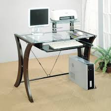 Home Desk Furniture by Glass Home Office Desk Furniture Depot Home Design Photo Gallery