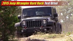 driving a jeep wrangler 2015 jeep wrangler rubicon rock test drive