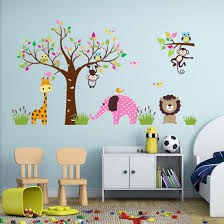 stickers chambres stickers chambre bb jungle size of fr gemtliches