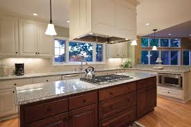 Denver Ivory Kitchen Cabinets Mediterranean With Blue Lights - Kitchen cabinets milwaukee