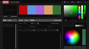 Color Combination Finder 10 Tools For Creating Brilliant Color Schemes