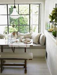 rustic modern kitchen diy breakfast nook breakfast nook window