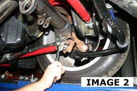 2013 mustang rear axle how to install bmr rear lower arm relocation brackets on
