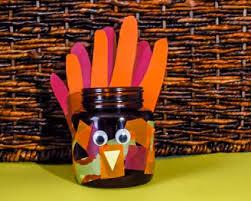 thanksgiving turkey candle crafts lovetoknow