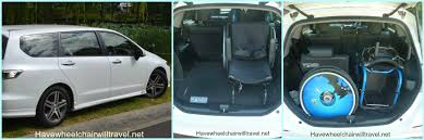 nissan caravan modified car modification wheelchair accessible vehicles have