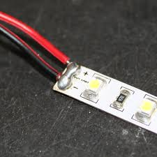 led troubleshooting for soldering led lights