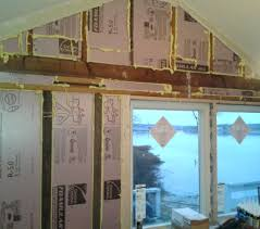 Insulating Existing Interior Walls Cut And Cobble Insulation Greenbuildingadvisor Com