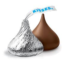 hershey s kisses milk chocolate great service fresh in
