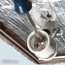 electrical repair the family handyman