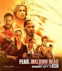 kissed poster for fear the walking dead season 3 shuffles online
